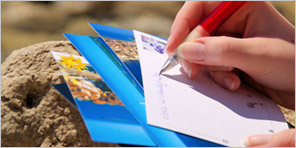 postcard printing melbourne cbd